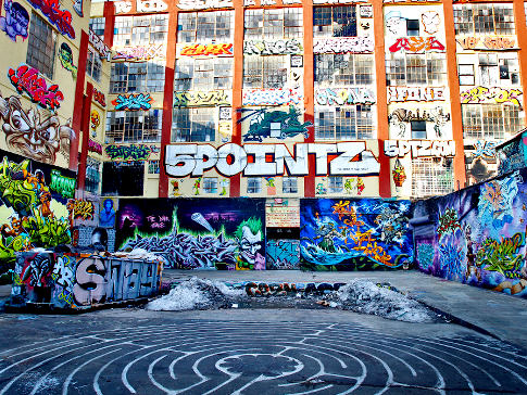 5pointz the burning of the status quo a global affair for Craft classes long island
