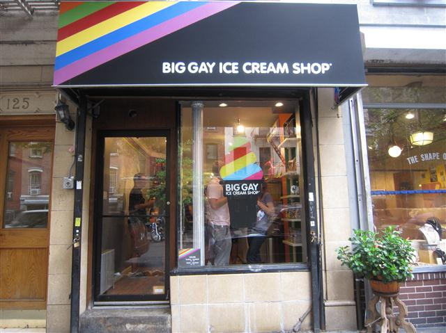 Big gay ice cream — photo 15