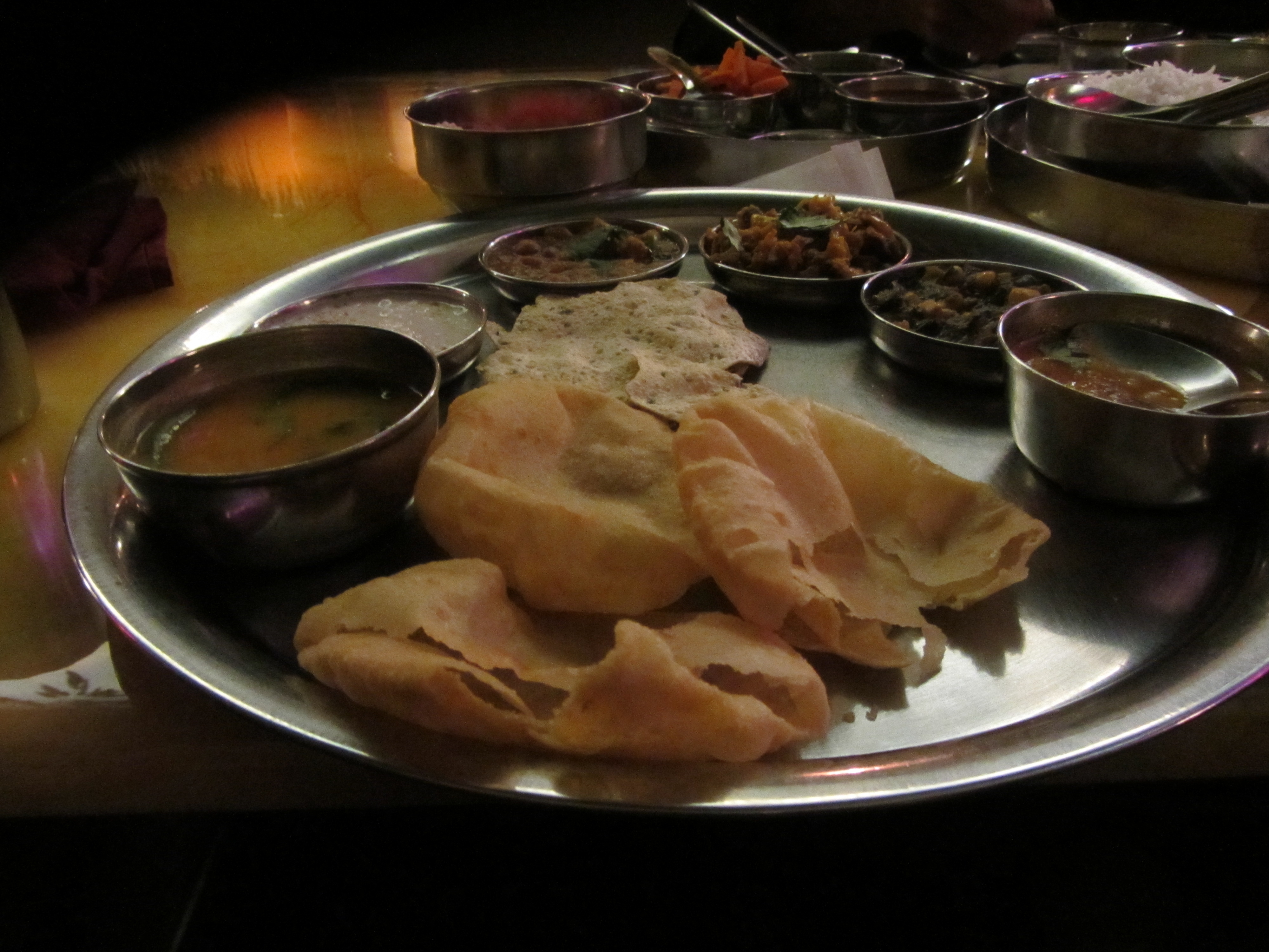 Vatan Awesome Authentic Pricey Gujarati Indian Food In