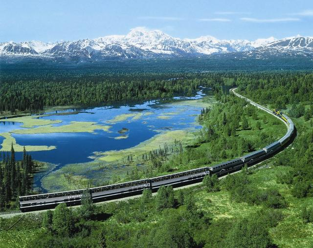 Princess Rail Tours