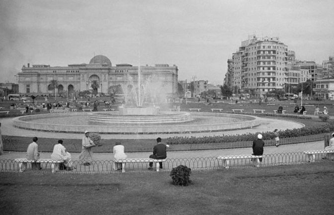 Tahrir Square, 1941