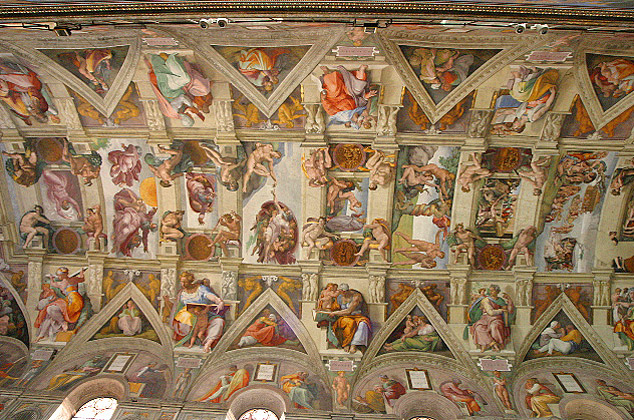 Sistine Chapel Ceiling