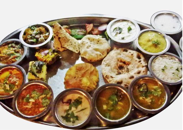 Rajdhani Indian Restaurant Menu