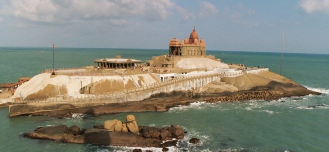 Vivekananda Memorial Kanyakumari