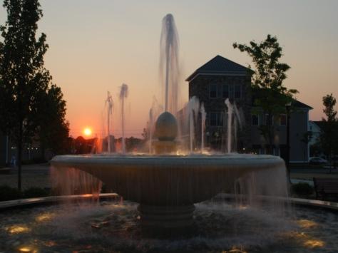 My Suburban Sunset(www.southernaquaticsinc.com)