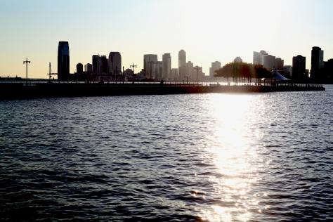 skyline glisten
