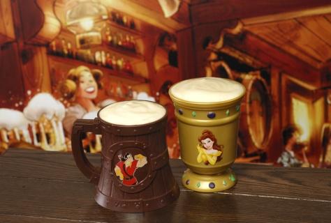 Frozen goodness at Gaston's Tavern in Magic Kingdom's New Fantasyland (Source: http://parksandresorts.wdpromedia.com/)