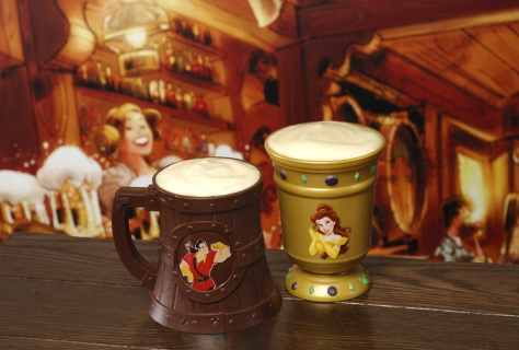 Frozen goodness at Gaston's Tavern in Magic Kingdom's New Fantasyland (Source: http://parksandresorts.wdpromedia.com/)