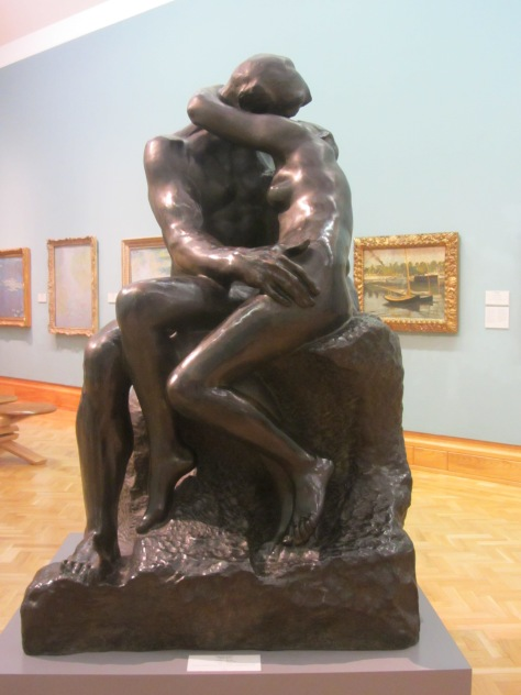 A masterpiece from Rodin