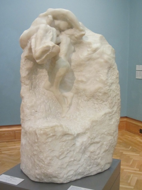 Another Rodin sculpture