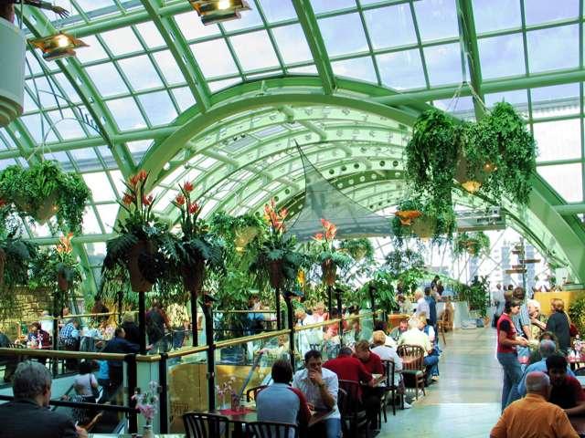 KaDeWe's magnificent food court