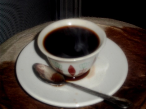 Addis Ababa is the city that offers superb coffee for less that a dollar.
