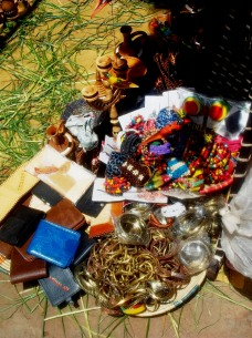 And it is in Addis Ababa's colorful markets where you can find it all together.