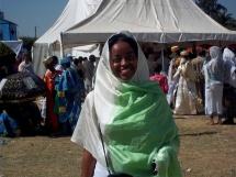 Sara Genene - The author of this multi-part Ethiopian journey.