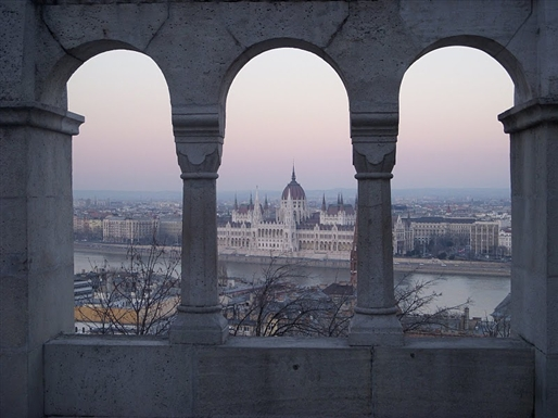 View from the Fisherman's Bastion, Budapest Source: http://static.travel.usnews.com/