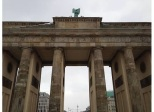The iconic Brandenburg Gate