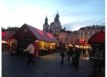 The Easter Market in Old Town Square fills this historic city with tourists from all over.