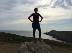 At St. Davids Head