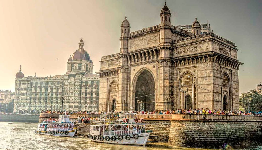 Mumbai, Gateway to India
