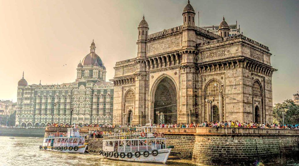 Mumbai, Gateway to India